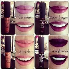Lipstik Nyx Transylvania 11 best nyx images on makeup hair dos and lip colour