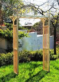 Backyard Arbor Ideas Declare The Wedding Promise Under Wedding Arbor U2014 Criolla Brithday