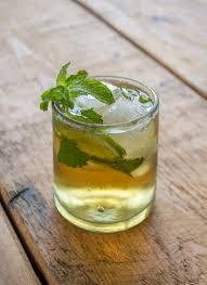 mojito cocktail mix punch tonic cubano