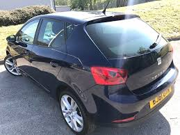 seat ibiza 1 6 cr tdi sportrider 5dr manual for sale in wirral