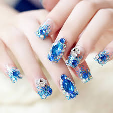 10 nails with diamonds designs nails designs with diamonds 3d