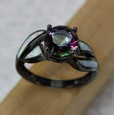 best 25 black rings ideas on vintage promise rings
