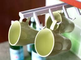 under cabinet coffee mug rack under cabinets coffee mug rack canadagoosesale me