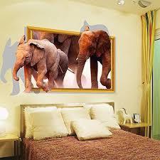 elephant living room african elephant living room decor amazon com