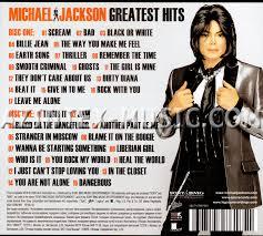 Michael Jackson Bad Album Jackson Greatest Hits 2 Cd Digipack
