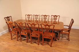 Chippendale Esszimmer Gebraucht Gemütlich Esstisch Mit Stühlen Begriff 1022