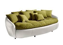 canap cotta canapé aruba ii green white sb meubles discount
