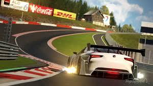 lexus lf lc top speed gt6 toyota ft 1 concept coupé top speed u0026 acceleration test