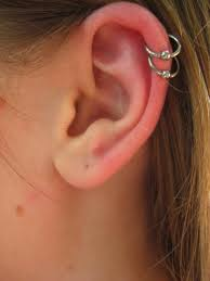 cartilage hoops cartilage piercing aftercare complications jewelry