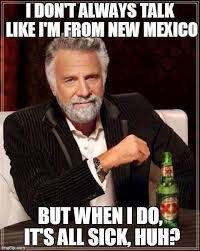 Mexican Meme Jokes - how to speak new mexican
