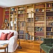 Wood Bookshelves With Doors by Wood Bookcase With Glass Doors Foter