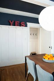 dining room with wainscoting photos hgtv navy dining room with white wainscoting loversiq
