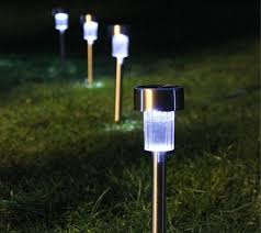 Lights For Backyard by Lighting U0026 Ceiling Fans Ideas For Install Solar Lights Outdoors