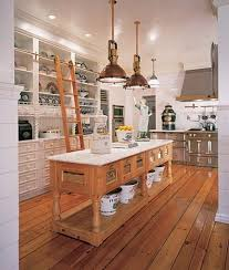 remodel kitchen island ideas repurposed reclaimed nontraditional kitchen island