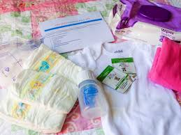 oh sh t emergency diaper kit and free printable