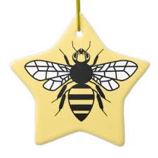 worker bee ornaments keepsake ornaments zazzle