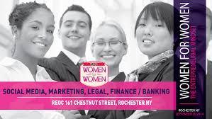 wdkx rochester u0027s 3rd annual women for women entrepreneurial