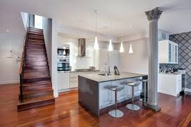 post and beam kitchen kitchen contemporary with pillar kitchen with island column platinumsolutions us