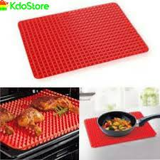 plaque adh駸ive cuisine anti adhesive silicone baking plate promotion kdostore