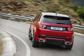 land rover discovery sport black 2017 land rover discovery sport hiconsumption