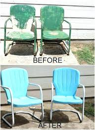 metal deck chairs metal rocking patio chairs steel spring chair