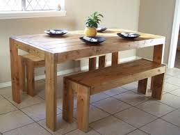 Ana White Modern Farm Table DIY Projects - Diy dining room table plans