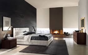 Liven Up The Bedroom Area With Modern Bedroom Furniture Home - White leather contemporary bedroom furniture