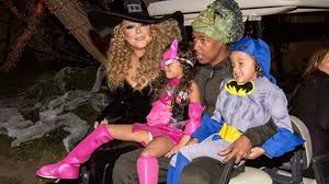 chuck e cheese halloween costume nick cannon dishes on possible mariah carey duet shares his