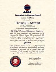 Balance Certification Letter Certifications Etb Arizona Etb Arizona
