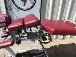 lloyd 402 flexion elevation table used lloyd 402 manual flexion elevation table with cd auto dd ld