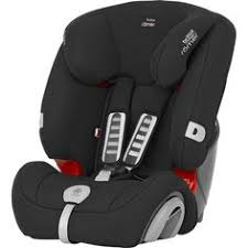 britax evolva 1 2 3 combination car seat black thunder