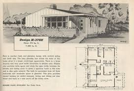 1950s mobile home floor plans plan ranch house kevrandoz