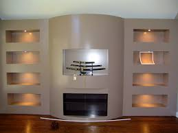 bathroom exciting new look built wall unit units design ideas