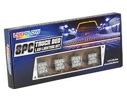 Ebay Led Lights 8pc Ledglow Truck Bed White Led Lighting Light Kit For Chevy Dodge