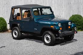 tan jeep wrangler 1995 jeep wrangler rio grande stock 50 for sale near valley