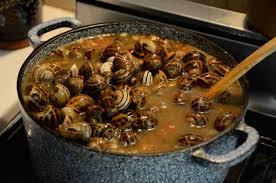 comment cuisiner des escargots escargots petits gris en suççarello à la provençale la cuisine