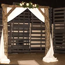 wedding arch log best rustic wedding decor arch centerpieces signs for sale in