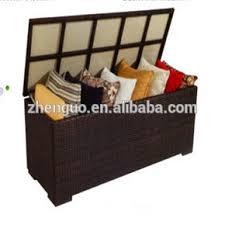 Patio Cushion Storage Waterproof Outdoor Cushion Storage Box Waterproof Outdoor Cushion