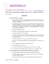 simple contract format strategy implementation plan template