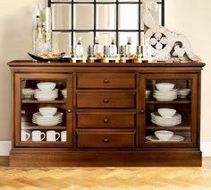 Pottery Barn Kitchen Hutch by Tucker Buffet U0026 Hutch Pottery Barn This Is Exactly What I Need