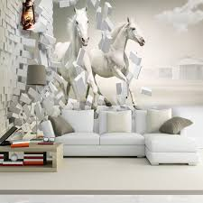 Tv Room Sofas Custom Photo Wallpaper 3d Mural Tv Room Sofa Backdrop Wallpaper