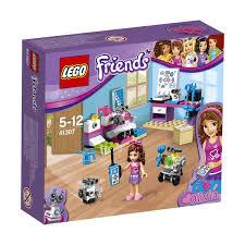 boite mini labo le labo créatif d u0027olivia lego friends 41307 u2013 la grande récré