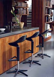 spoon table and bar kartell spoon stools by antonio citterio kartell stools in situ