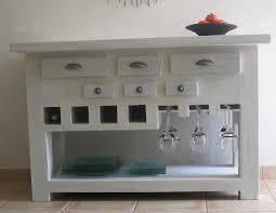 meuble de cuisine fait maison tutoriel table console de cuisine fonctionnelle tout en