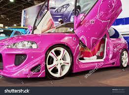 honda custom car budapest march 19 sukis car honda stock photo 49515607 shutterstock