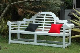 Modern Teak Outdoor Furniture by Marlborough 3 Seater Teak Garden Bench Gardens Teak Garden