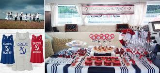 kitchen tea ideas themes unique kitchen tea ideas nautical bachelorette nautical