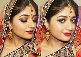 video tutorial dramatic indian bridal makeup