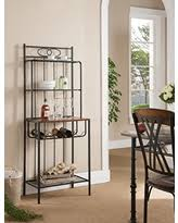 now fall sales on small bakers racks