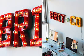 make your own light up sign flashing lights how to make your own vintage marquee diy marquee